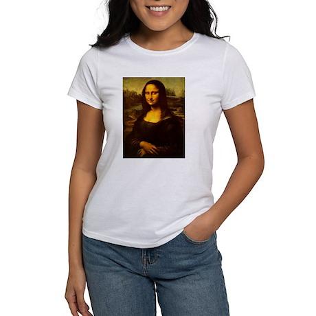 Mona Lisa Women's T-Shirt