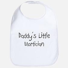 Daddy's Little Mortician Bib