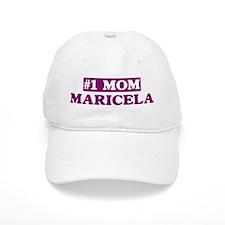 Maricela - Number 1 Mom Baseball Cap