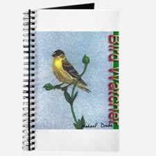 Birdwatcher - Goldfinch Journal