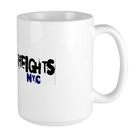Crown Heights 2 Large Mug