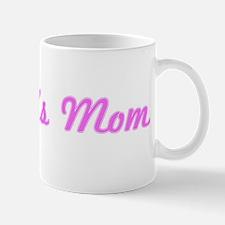 Juanita Mom (pink) Mug