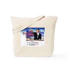 Barack Rocks! Tote Bag