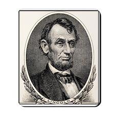 Abe Lincoln portrait Mousepad