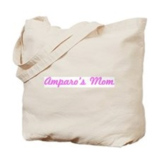 Amparo Mom (pink) Tote Bag