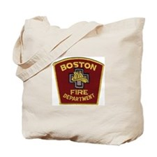 Cool Fire department Tote Bag