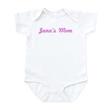 Jana Mom (pink) Infant Bodysuit