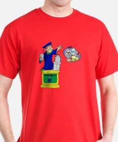 Magical Pharmacist Graduate T-Shirt