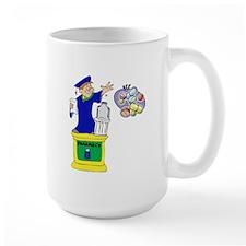 Magical Pharmacist Graduate Large Mug