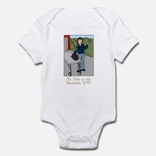 My Mom is an Awesome EMT Infant Bodysuit