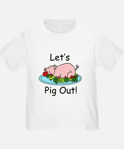 Pig Out T