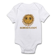 School's Out Sunshine! Infant Bodysuit