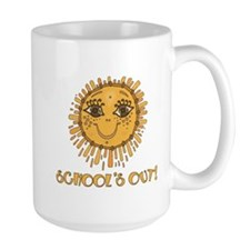 School's Out Sunshine! Mug