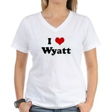I Love Wyatt Shirt