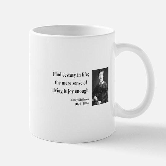 Emily Dickinson 20 Mug