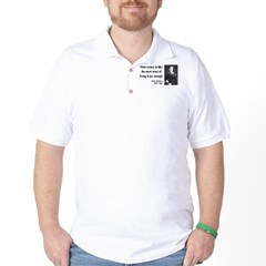 Emily Dickinson 20 Golf Shirt