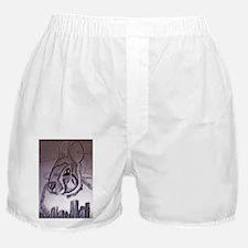 Creepy Bunny Boxer Shorts