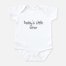 Daddy's Little Miner Infant Bodysuit