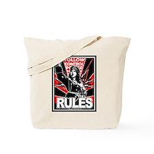 RULES 2 Tote Bag