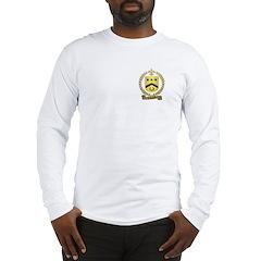 d'ALLARD Family Crest Long Sleeve T-Shirt