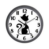 Cat lovers Basic Clocks