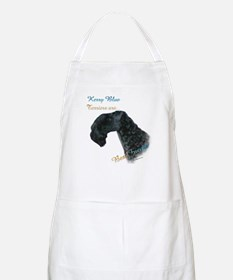 Kerry Blue Best Friend 1 BBQ Apron
