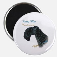 Kerry Blue Best Friend 1 Magnet
