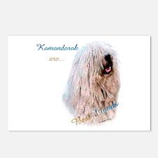 Komondor Best Friend 1 Postcards (Package of 8)