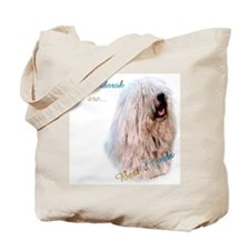 Komondor Best Friend 1 Tote Bag