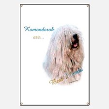Komondor Best Friend 1 Banner
