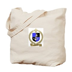 d'AMBOISE Family Crest Tote Bag