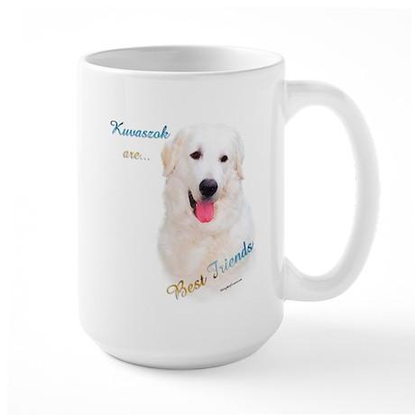 Kuvasz Best Friend 1 Large Mug