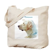 Yellow Lab Best Friend 1 Tote Bag
