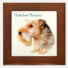 Lakeland Best Friend 1 Framed Tile
