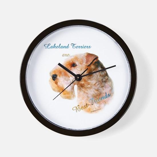 Lakeland Best Friend 1 Wall Clock
