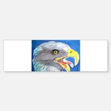 Bald Eagle Bumper Bumper Bumper Sticker