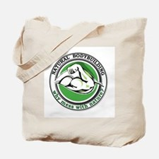 Funny Biceps Tote Bag