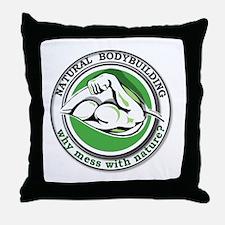 Unique Body Throw Pillow