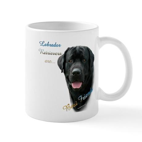 Black Lab Best Friend 1 Mug