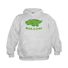 What a Croc Hoodie