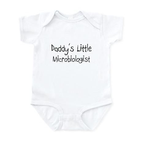 Daddy's Little Microbiologist Infant Bodysuit