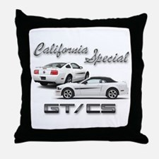 Performance White Products Throw Pillow