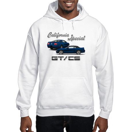 Vista Blue Products Hooded Sweatshirt