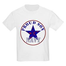 Proud Navy Son T-Shirt