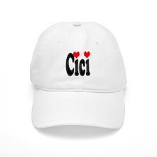 I love Cici Baseball Cap