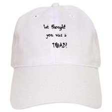 We Thought Baseball Cap