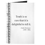 Emily Dickinson 19 Journal