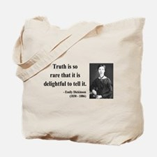 Emily Dickinson 19 Tote Bag