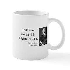 Emily Dickinson 19 Mug
