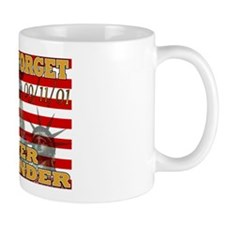 9/11 Never Forget Mug